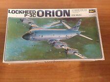 Hasegawa Model Kit - Lockheed P-3C Orion - 1:72 - Anti Submarine Patrol Plane