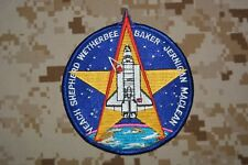 Y5 écusson insigne patch Aérospatiale VEACH SHEPHERD WETHERBEE BAKER JERNIGAN