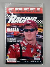 RACING MILESTONES March 2004 DALE EARNHARDT JR Cover + Bonus NASCAR Track Guide