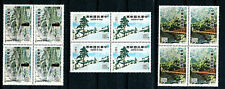CHINA - CINA - 1980 TOURISM - COMPLETE SET 3 VAL