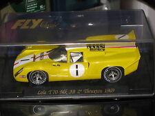 Fly Lola T70 MK3B #1 Truxton Amarillo 1969