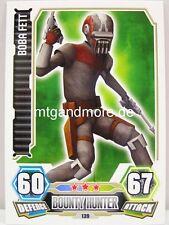 Boba Fett  #139 - Force Attax Serie 3