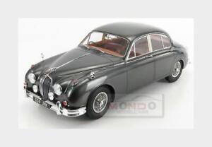 Jaguar Mkii 1960 Grey Gun Met 12ART-FINE-MODEL-CARS 1:12 12ART1001051 Model