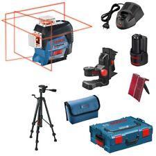 Bosch lignes laser Gil 3-80 C + bm1 + L-Boxx Avec 2,0 Ah + Chargeur + BT 150