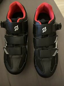Peleton Bike / Cycle Shoes With Cleats - Size 41