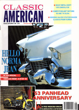 CLASSIC AMERICAN CARS Magazine. #20 Aug 1992 - 1954 Cadillac Convertible