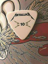 METALLICA Vulturus 2010 Death Magnetic Tour over-size guitar pick