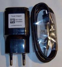 Cargador .Original LG MCS-04ED 1,8 A + Cable  G3, G4, Flex, Nexus, UNIVERSAL LG