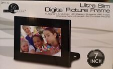 "Ultra Slim Digital Picture Frame 7"" Brand New ~ Never Used"