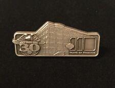 Harley Davidson HOG 30 Year Anniversary 110 Years Of Freedom Pewter Pin Rare