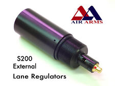 'Air Arms S200 / CZ 200' Lancet MK9 PCP Regulator by Lane Regulators made in UK