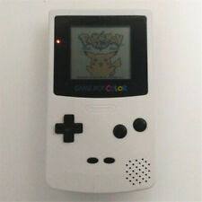 Refurbished - White Nintendo Game Boy Color GBC game Console With Game Cartridge