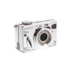 Sony Cyber-Shot DSC-W7 Digital Camera {7.2 M/P}