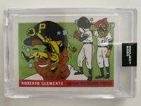 Topps Project 2020 Roberto Clemente Artist Ermsy #197 PR 4280 Pittsburgh Pirates