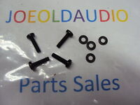 Kenwood KR-70 Replacement Outer Case Screws. New. Parting Out KR-70