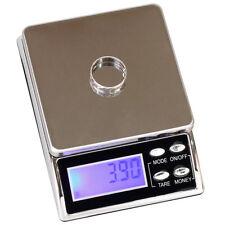 New 200g x 0.01g Mini Digital Scale Jewelry Pocket Gram LCD US