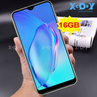 2021 Unlocked Android Dual SIM Smartphone for T-Mobile Cell Phone Quad Core 16GB