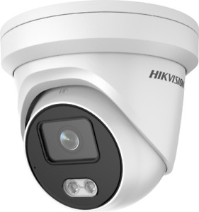 Hikvision DS-2CD2347G1-LU Indoor/Outdoor Dome Security Camera   4mm 4MP IR 30M