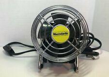 EUC: Collectible Drug Rep Promo: MACRODANTIN Personal Electric Fan