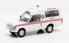 "Range Rover Herbert Lomas Somerset Ambulance ""White"" 1972 (1:43 / MX11701-031)"