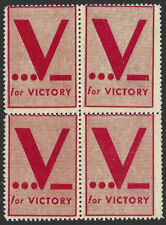 Canada - WWII V for Victory T9