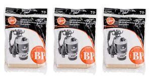 21 Hoover 401000BP Type BP C2401 Backpack Vacuum Paper Bags Genuine