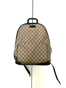 Gucci GG Supreme Monogram Backpack