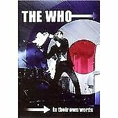 The Who - In Their Own Words DVD
