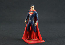 DC COMICS JUSTTICE LEAGUE MAN OF STEEL SUPERMAN WITH BASE FIGURE 2013