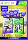 Kinect Sports: Ultimate Collection (Xbox 360, Season One & Two plus Bonus) NEW