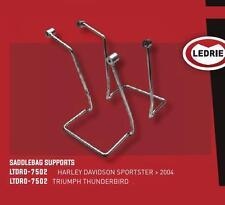 Telaietti Salvabisacce supporti borse Triumph Thunderbird e Harley Sporster