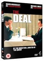 The Deal DVD (2008) Michael Sheen, Frears (DIR) cert 12 ***NEW*** Amazing Value