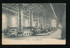Switzerland GENEVE GENEVA Forces Motrices generator hall c1902 u/b PPC