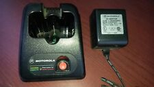 MOTOROLA RAPID RATE CHARGER Lot of (7)