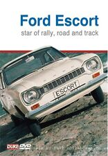 Ford Escort - Star of Rally Road and Track (New DVD) WRC XR3i RS Cosworth etc