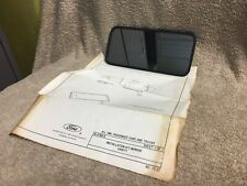 NOS FORD C6AZ-17A679-A VANITY MIRROR KIT FOR FORD PASSENGER CARS & TRUCKS