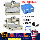 3 Axis USB 3040T CNC Router Engraver Engraving Cutter Drilling Milling Machine