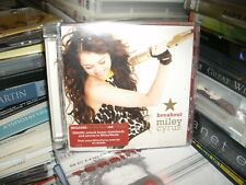 MILEY CYRUS,BREAKOUT,12 TRACK CD
