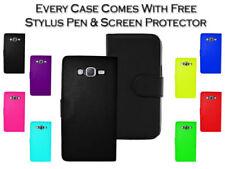 Fundas con tapa Para Samsung Galaxy J3 de piel sintética para teléfonos móviles y PDAs