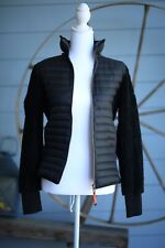 NWT Parajumpers Women's Fleece+ Goose Down Jacket Coat SZ Medium (slim fit) $425