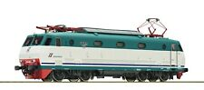 Roco 73349 E444-035 XMPR2 logo Trenitalia verde/rosso, FS, DCC SOUND