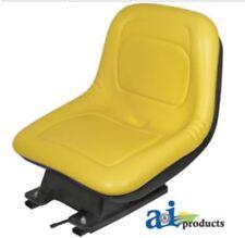 John Deere Seat With Suspension Gt225 Gt235 Gx325 Gx335 Gx345 Gx355 Lx255 Lx266