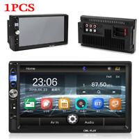 2din 7inch Car Radio MP5 Multimedia Player FM/TF/USB Bluetooth Video with Camera
