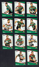 2014  SOUTH SYDNEY RABBITOHS  TRADERS  RUGBY LEAGUE CARDS