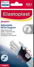 Elastoplast Sport WRIST Support - Firm Support Level, Adjustable , One Size