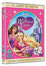 Barbie and the Diamond Castle [DVD], DVDs