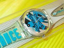 Swatch von 1995 - ICE DANCE - GK201 - NEU & OVP - perfekter Sammlerzustand !