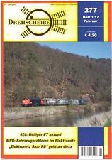 Drehscheibe Feb 2017, Issue 277 DB Deutsche Bahn