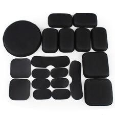 19Pcs/Set Tactical Retrofit Pad Military Safety EVA pads Helmet Protective Pads