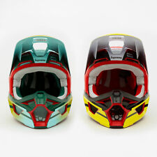 Supreme FW19 Honda Fox Racing V1 Helmet seam cap camp hat box hoody logo